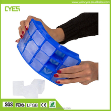 High quality wholesale price mold silicone ice cube tray
