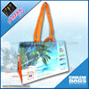 Full Color Print Promotion RPET Laminated Shopping Bag (KLY-PET-0030)