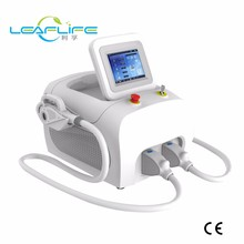 Professional multifuncations pain free hair removal SHR ipl machine