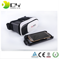 2017 hot new products 3D vr headset for android and ios google cardboard vr 2.0 for all mobile phones