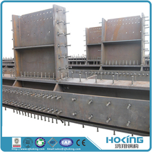 Prefabricated EPS Sandwich Panel Roof Steel Structures Factory Building