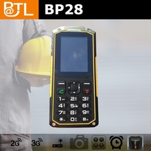 BATL BP28 IP68 rugged smartphone very slim feature phone