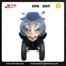50cc 150cc 200ccc 300cc adult EPA/CE 3 wheel gas scooter