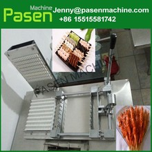 new model commercial small meat /souvlaki /kebab/skewer/satay machine