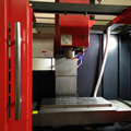 VERTICAL CNC MACHINING CENTER WITH 4TH AXIS VMC550L