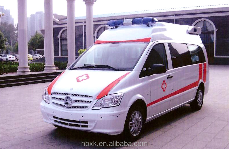 Mercedes Benz Vito 122 Ambulance