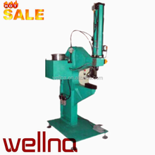 Good quality Wellna hydraulic travelling head cutting press machine