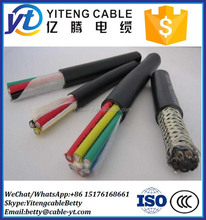 3 core 1.5mm2 2.5sq mm shielded electrical wire cable sizes for global sourcing festival