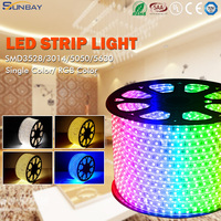 Flexible led strip light Yellow,blue,red,white, RGB SMD5630 5050 60 LEDS/meter continuous length flexible led light strip