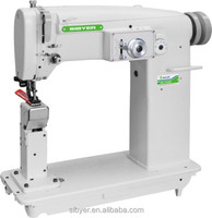 post bed single needle sewing machine