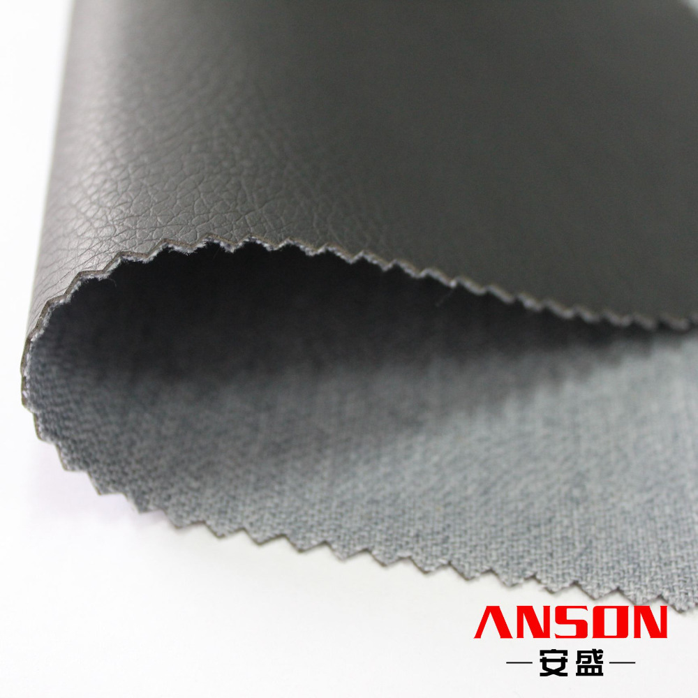 A117 Customized perforated leather fabric