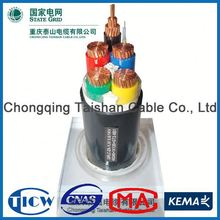 Factory Supply Top Quality 3x2.5mm2 environmental sta power cable