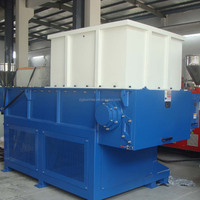 Waste Plastic Shredder Crusher Machine for PP PE HDPE