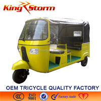 KST200ZK-9 three Wheeler Seven Seater Auto Rickshaw