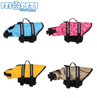 2017 Hot Dog Life Vest Pet Outdoor Life Jackets with Assorted Colors