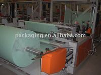 pp woven bag making machines