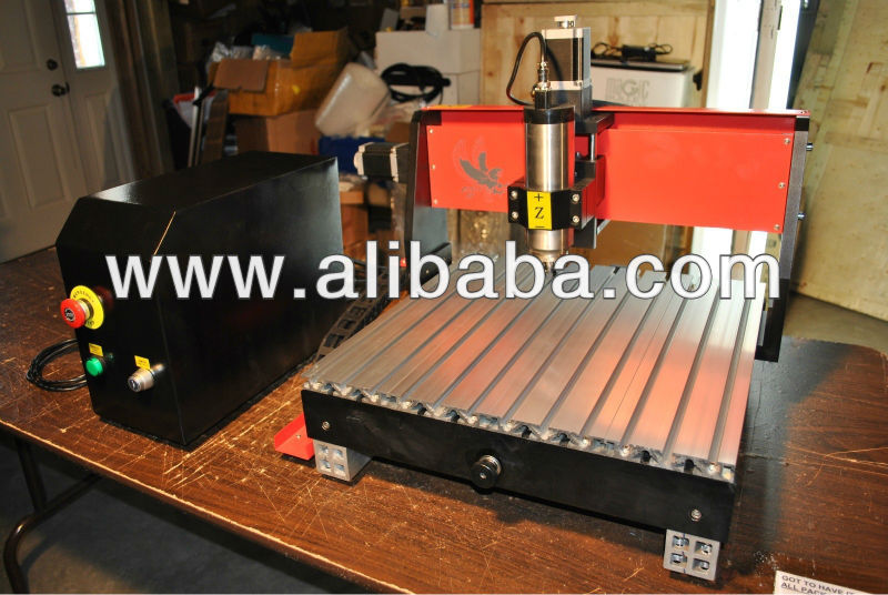 RS-3040 Desktop CNC Router Drilling Milling Engraving Machine