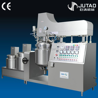 Dermovate cream manufacture vacuum homogeneous emulsifying machine