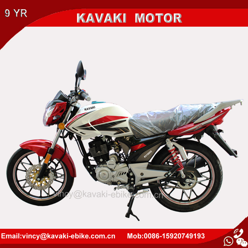 KAVAKI Factory Supplier 125CC 150CC 200CC 250CC Motorcycle 2/3 Wheels