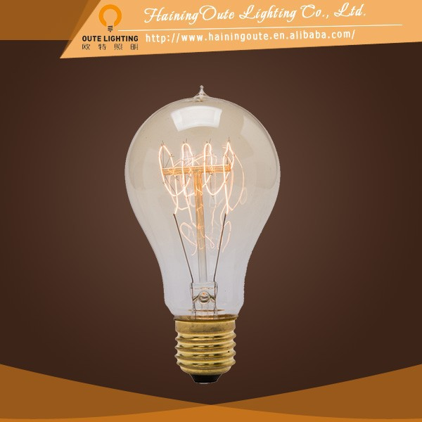 Retro style models turkey wall sconce vintage filament bulb