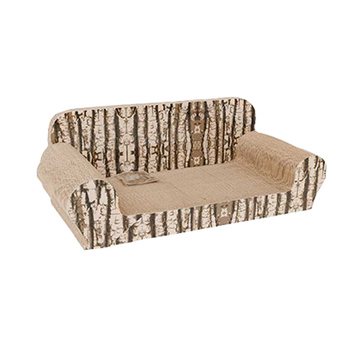 Natural Corrugated Board Cat Scratching Toys