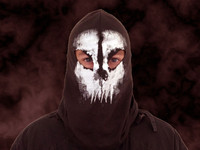 Call of Duty Modern Warfare Ghost Balaclava Mask