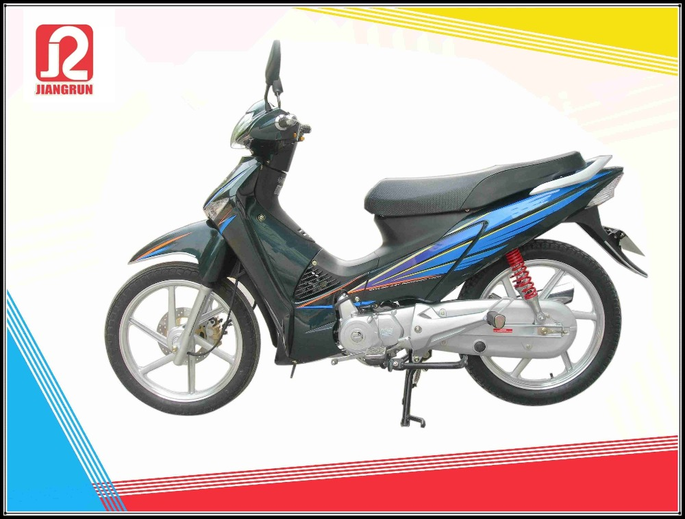 100cc cub motorcycle / Asian Leopard motorcycle with pedal with single-cylinder-----JY110-44-Asian Leopard