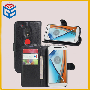 China Wholesale Merchandise Fashion Wallet Style Leather Case For Motorola For Moto G4 Play XT1607 XT1609