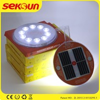 Seksun 10 LED Solar Power Lamp Garden Decoration Light Porch Lantern For Home Garden LEDs Solar Light Outdoor Lighting