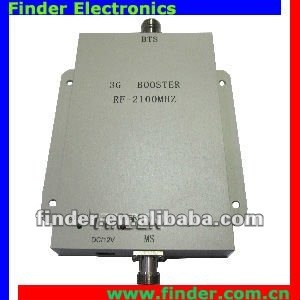 new indoor 2100MHz Mini 3G UMTS Mobile Signal booster Repeater