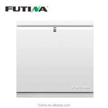 Futina D2 series 10A 250V full flat switch with LED light power switch