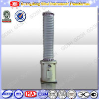 150kV Single Phase Inversion Stand High Voltage Transformer JDQXF-150W