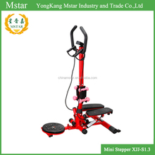 Made in China hydraulic stepper with dumbbell