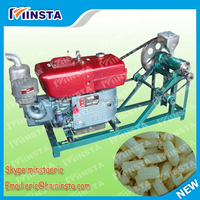 puff corn snacks making machine/Extruder/production line