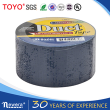 Black easy to tear cheap duct tape