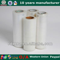 Plastic Protective Auto Wrapping Film