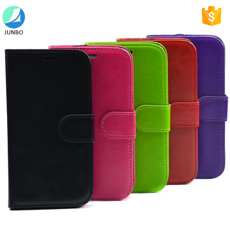 Best quality leather phone case for Nokia N640 wallet phone case accessories