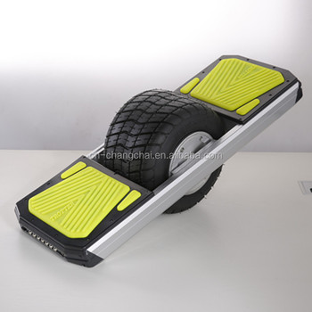 Smooth/off-road tire scooter one wheel skateboard high quality electric scooter