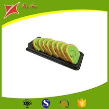 Display Disposable Frozen Food PP Tray Packaging Plastic Cake Container
