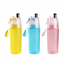 Best China BIG Cheap Color large plastic ball cup drinking small buy water bottle joyshaker with spray