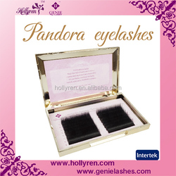 Incredible Pandora Mink Eyelash Extension With Blooming Effect