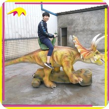 KANO2334 Indoor Electric Cartoon Dinoaur Ride For Sale