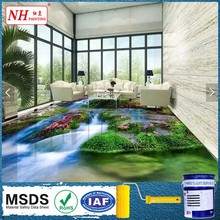 Epoxy 3d Floor Paint Coatings Epoxy Primer