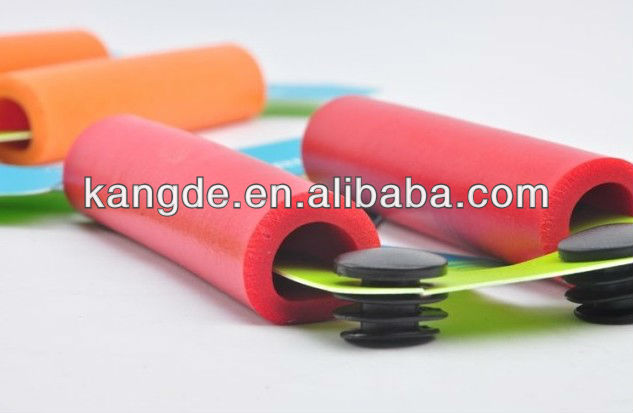 silicone bicycle handle grip, bicycle grip longer handle