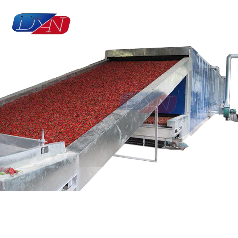 Sri Lanka chili red chilli drying machine