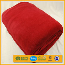 soft cozy polyster body warmer car snow blanket