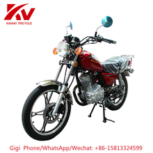 KAVAKI factory supply GN125 classic classical adult used two wheel 125cc petrol automatic motorcycle