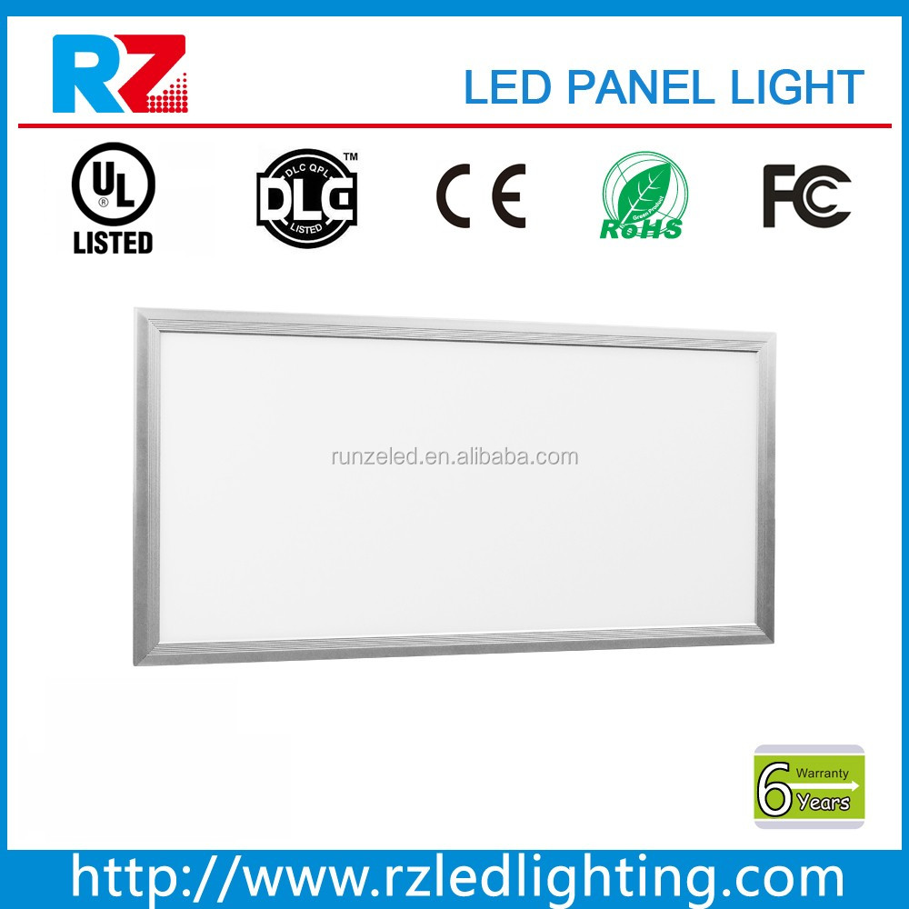 UL/CE/ROHS 1x4 led panel light 36W 1ft x 4ft led light panel