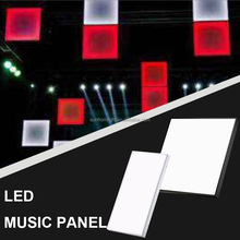 Dj Bar Decorative Stage Light Music Control Ceiling Led Backlight Panel