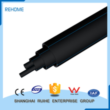 Finest Price Latest Design pe hdpe pipe smooth lined corrugated plastic